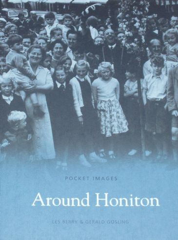 Around Honiton, by Les Berry and Gerald Gosling